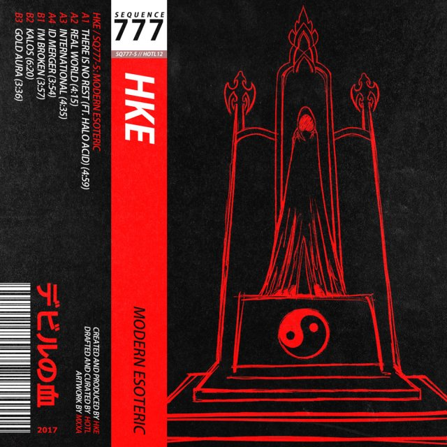 hke sq 777-5 modern esoteric